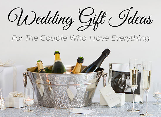 10 Unique & Affordable Wedding Present Ideas