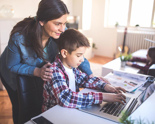 Millennial Parents: 4 Tips to Protect Your Child From Digital Harms