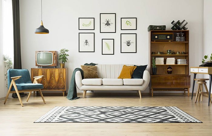 Arranging Living Room Furniture
