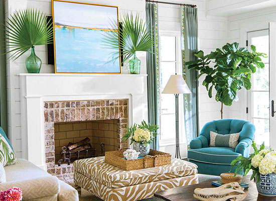 Front & Center: 10 Decorating Ideas to Jazz Up Your Living Room