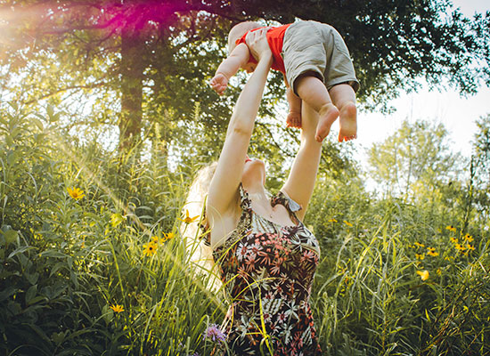 Outdoor Activities Both Mama and Baby Will Enjoy