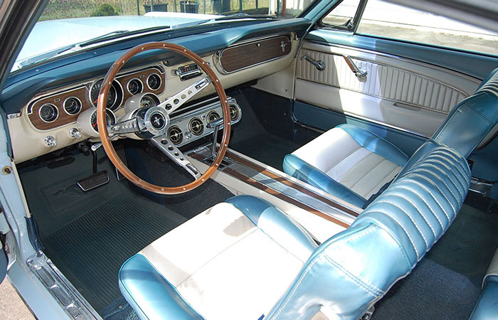 Classic Mustang Interior