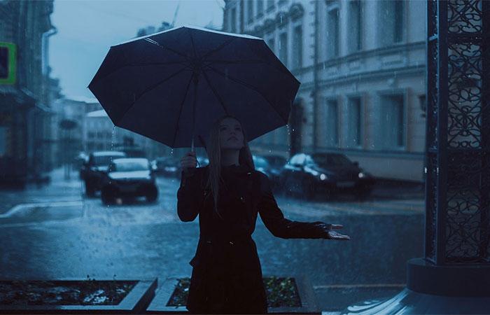 Overcoat for Rain