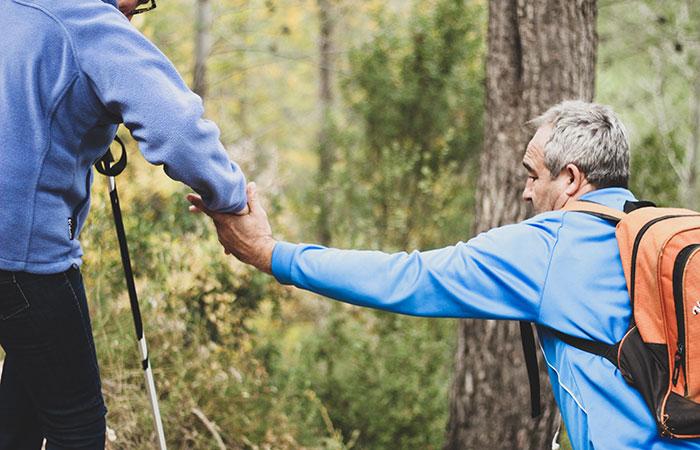 Helping Aging People
