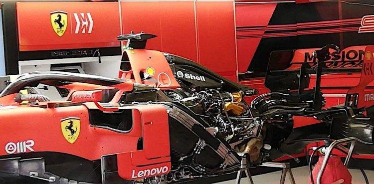 Analisi tecnica SF90: Il segreto del motore Ferrari deriva dal sistema di  aspirazione dell'endotermico… - Formula Uno Analisi Tecnica
