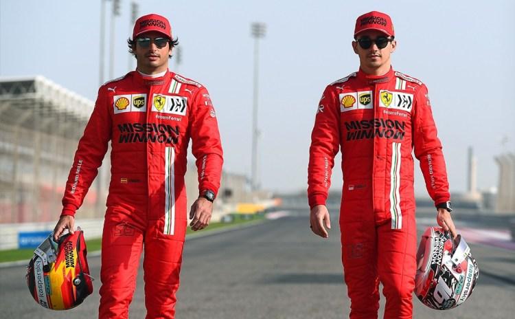 F1 - Leclerc-Sainz: amicizia in attesa della rivalità   Formula Uno Analisi  Tecnica