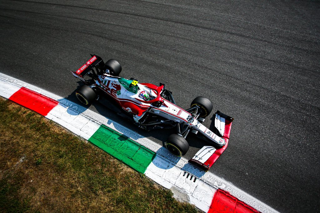 F1 Italian GP 2021 - Statistical analysis