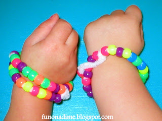 B is for Beads and Bracelets