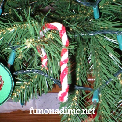 Homemade and Kid Friendly Christmas Ornaments