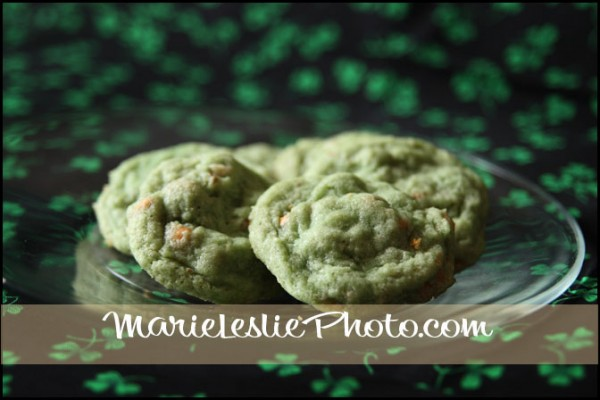 Blarney Stones ~ St. Patrick's Day Treats