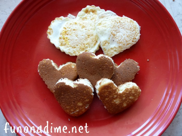 Simple Breakfast Ideas for Mom or Dad