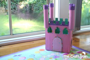 Box Castle from The Craft Train