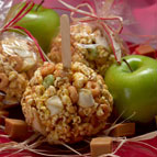caramel_apple popcorn recipe