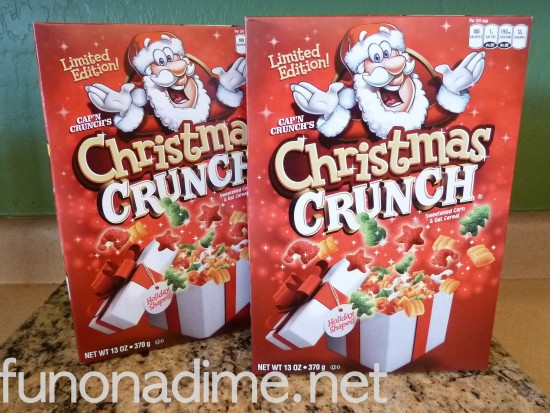 Christmas Cereal - Holiday Traditions