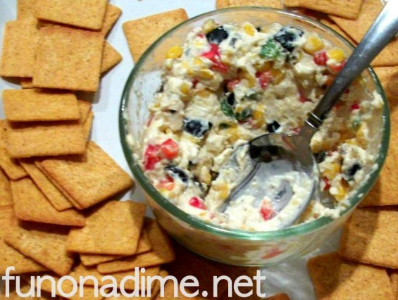 The Ultimate Party Dip