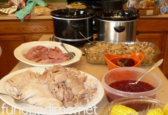 Fry's Turkey Holiday Meal Review