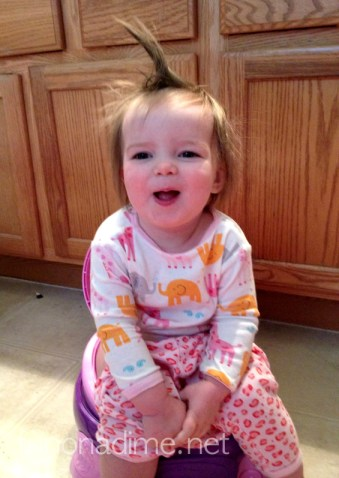 Potty Chair Review - The First Years - Princess