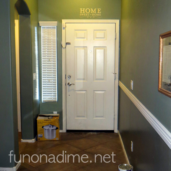 Before Room Makeovers on a budget
