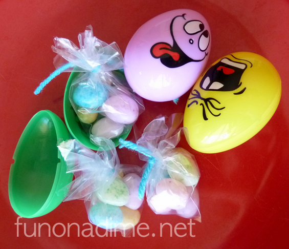Going to an Easter Egg Hunt? You will L.O.V.E. this simple tip!