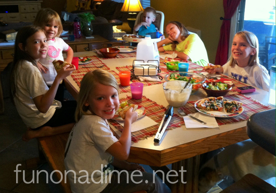 Drive In Movie Night at Home {Review}