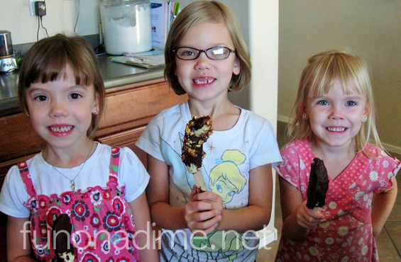 chocolate covered bananas (2)Summer Fun
