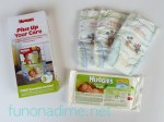 Plus Up Your Care – try Huggies® Snug & Dry Plus Diapers and Huggies Natural Care® Plus Wipes, only at Costco