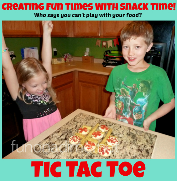 Creating Fun Times With Snack Time