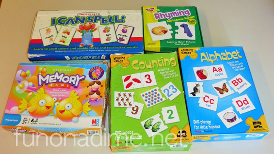 more preschool gamespreschool activities that teach