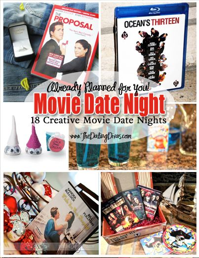 Movie date night/dating divas