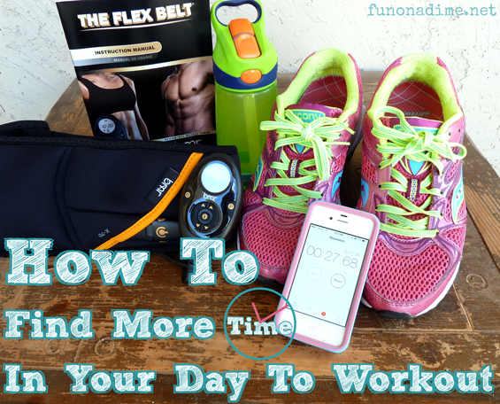 How To Find More Time To Workout