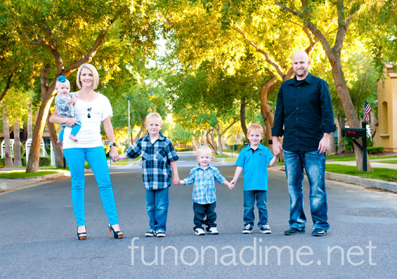 What to Wear - Ideas for Family Photo's