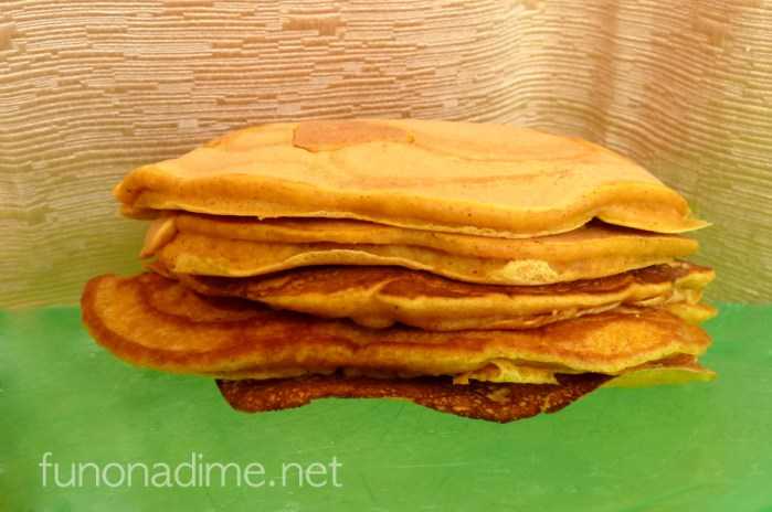 Yummy Pumpkin Pancake Recipe