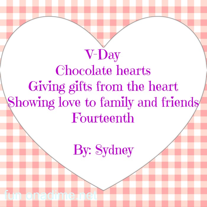 valentine poetry for kids fun on a dime