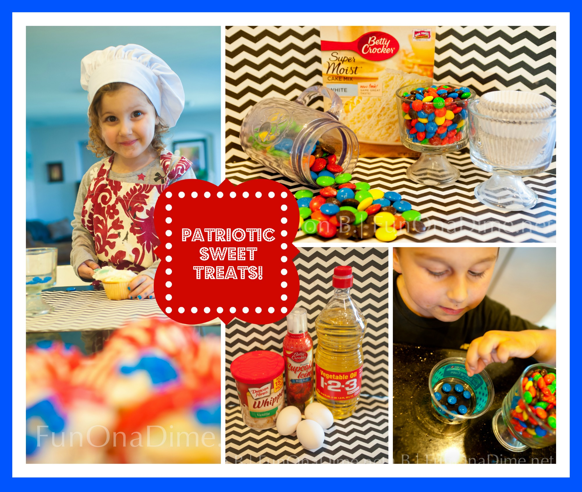 Sweet Patriotic Treats