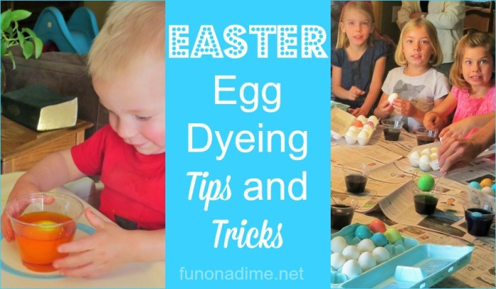How to Dye Easter Eggs – Tips and Tricks