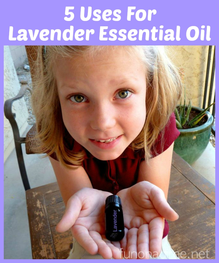 5 Uses for Lavender Essential Oil