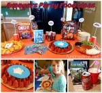 Avengers Party Food Ideas and Decorations