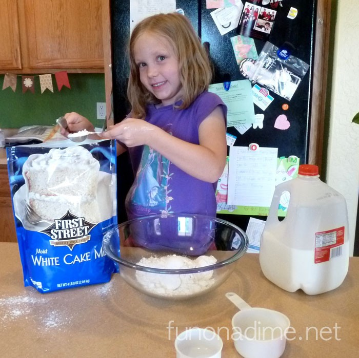 Bunny Tail Recipe - Easy and quick treat