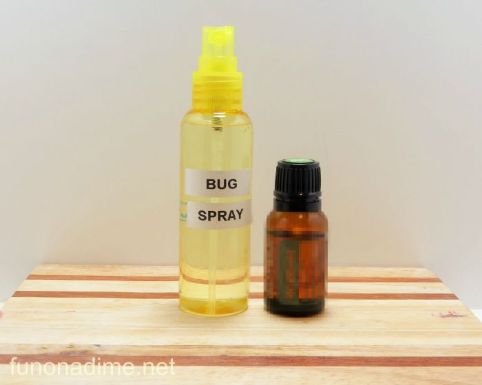 all natiral bug spray