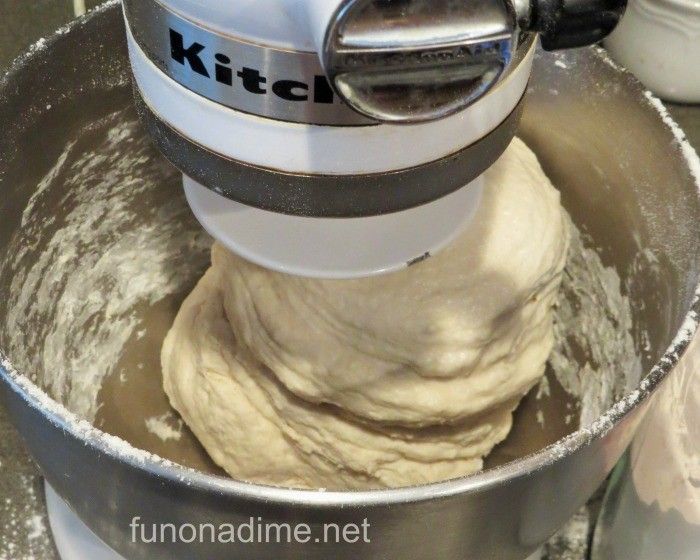 easy dough recipe
