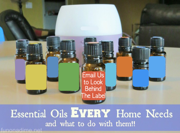 Essential Oils every home needs