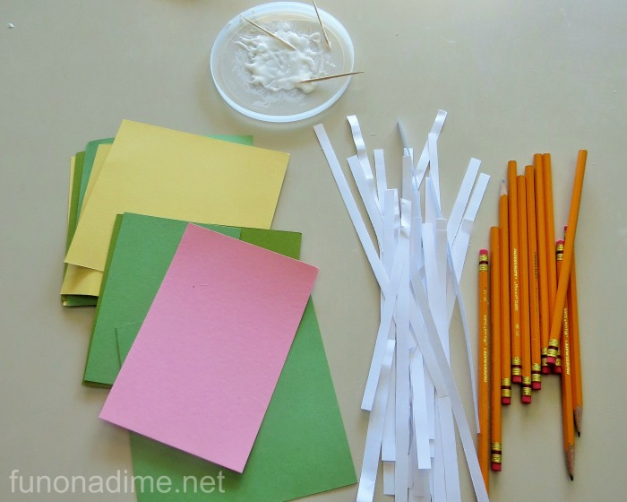 art supplies quilling