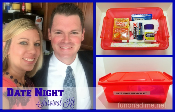 Date Night Survival Kit [Ad] #BeHealthyForEveryPartOfLife