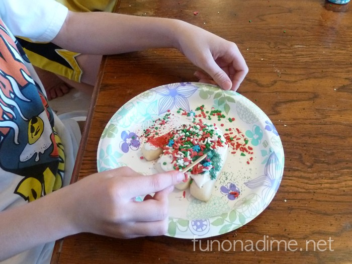 Ugly Sweater Cookie Party