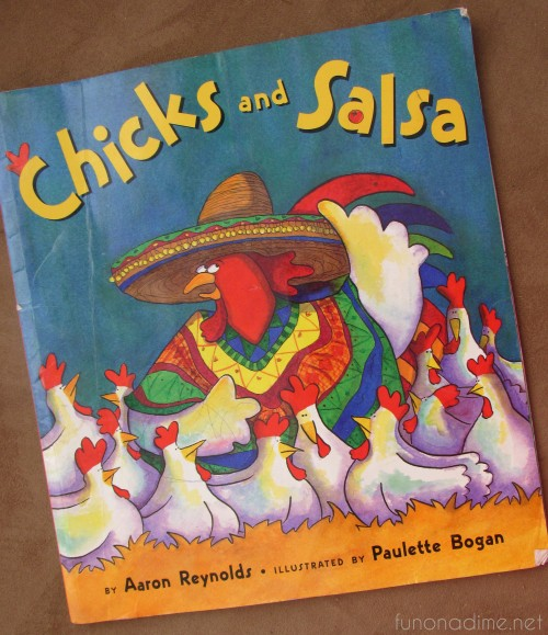 10 fave children's books - chicks and salsa