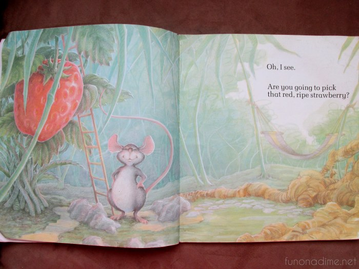 10 fave children's books - big hungry bear