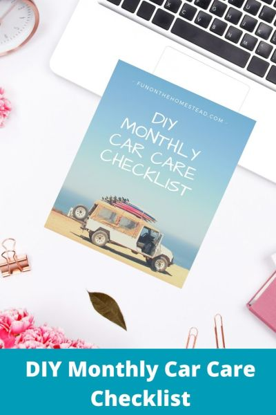 Care Care Checklist Printable