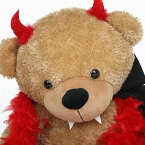 Halloween Vampire Bear