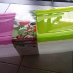 Die neuen Frischhaltedosen von Ernesto