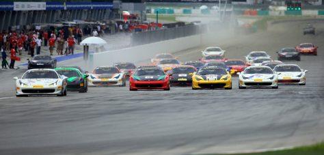 Ferrari Challenge-Round 5-Sepang